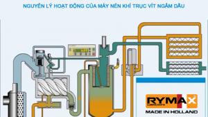 Dầu máy nén khí có tác dụng gì?